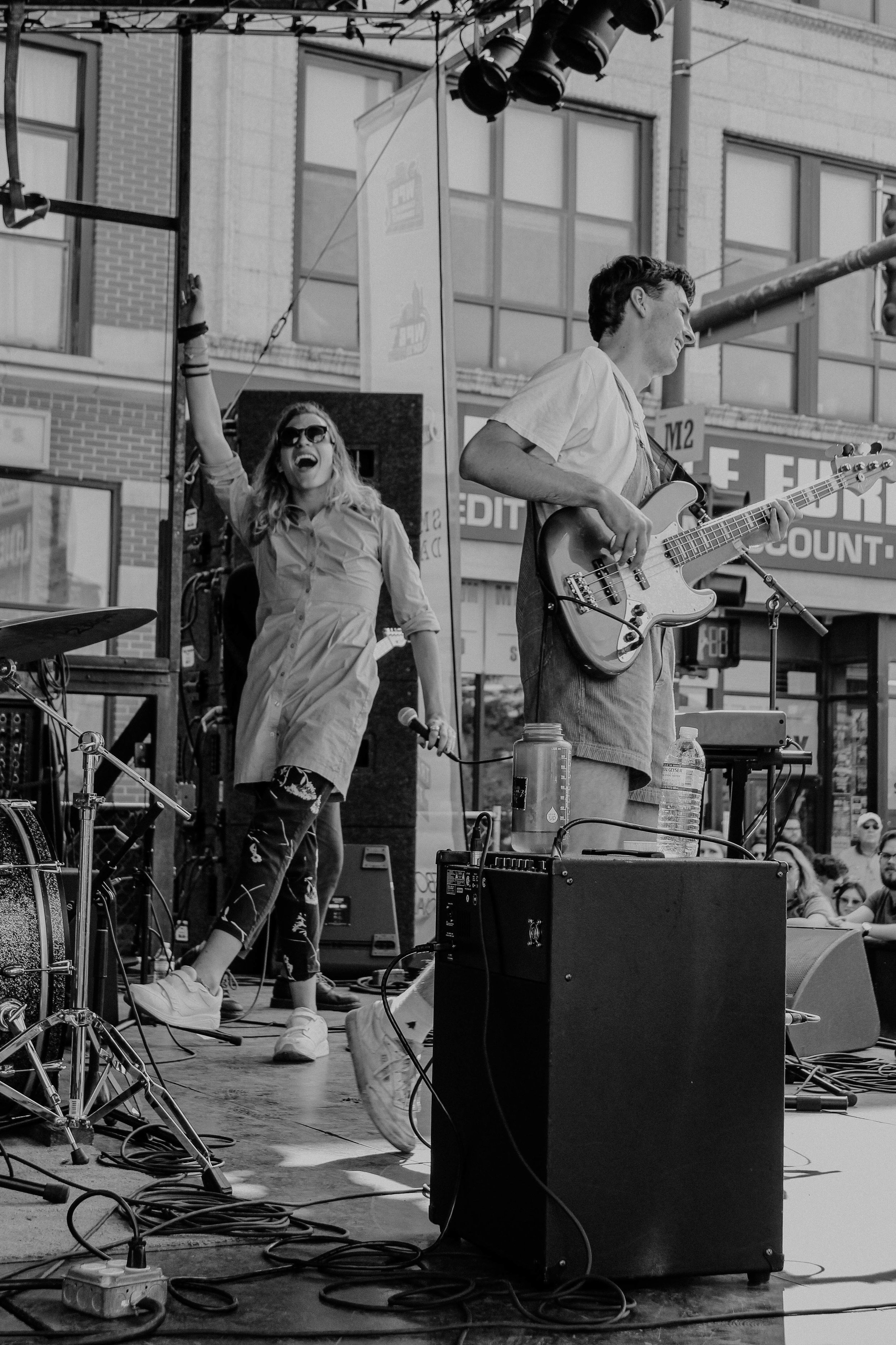 Wicker Park Fest (by Ava Butera)