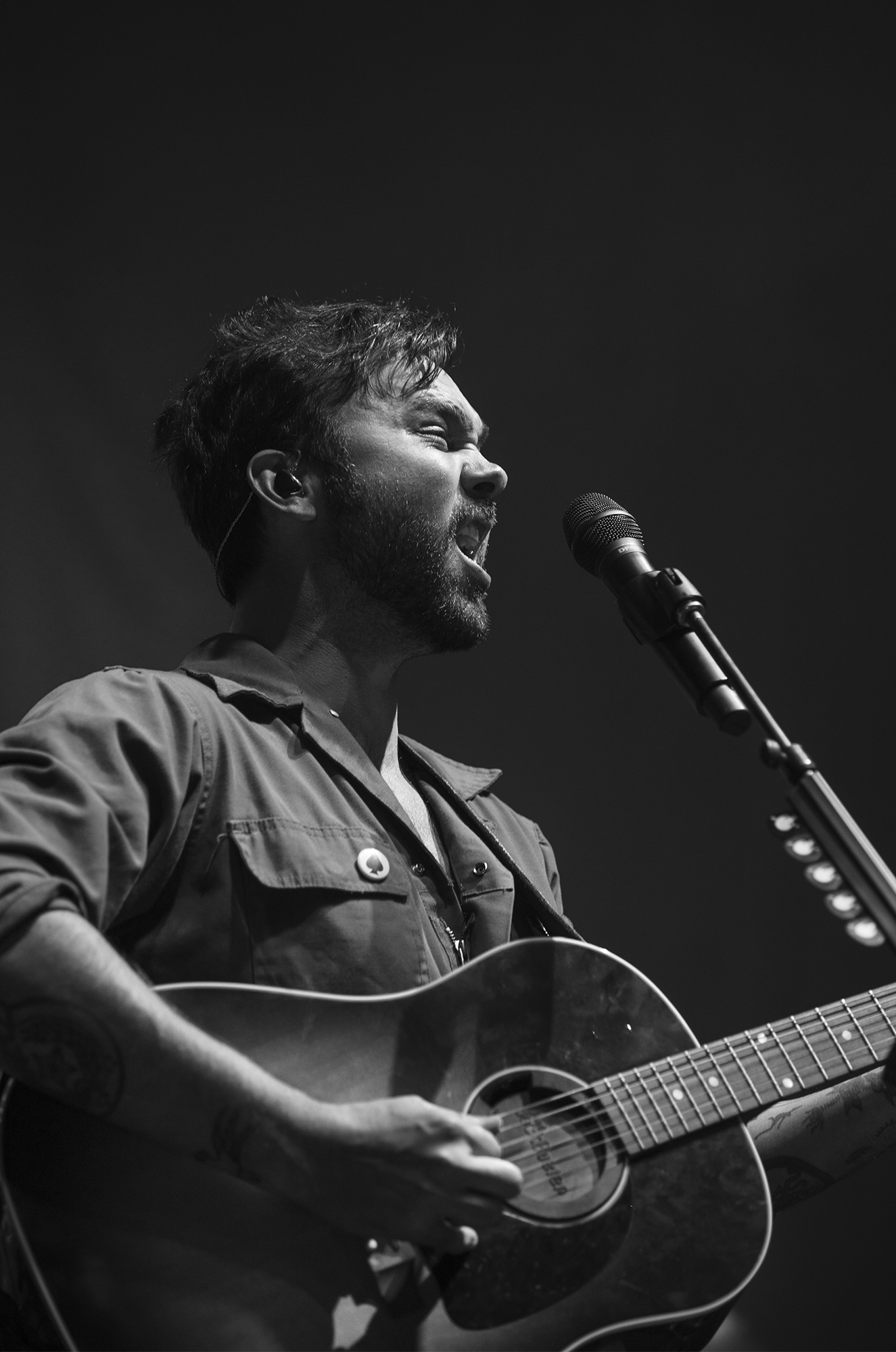 Shakey Graves (by Morgan Winston)