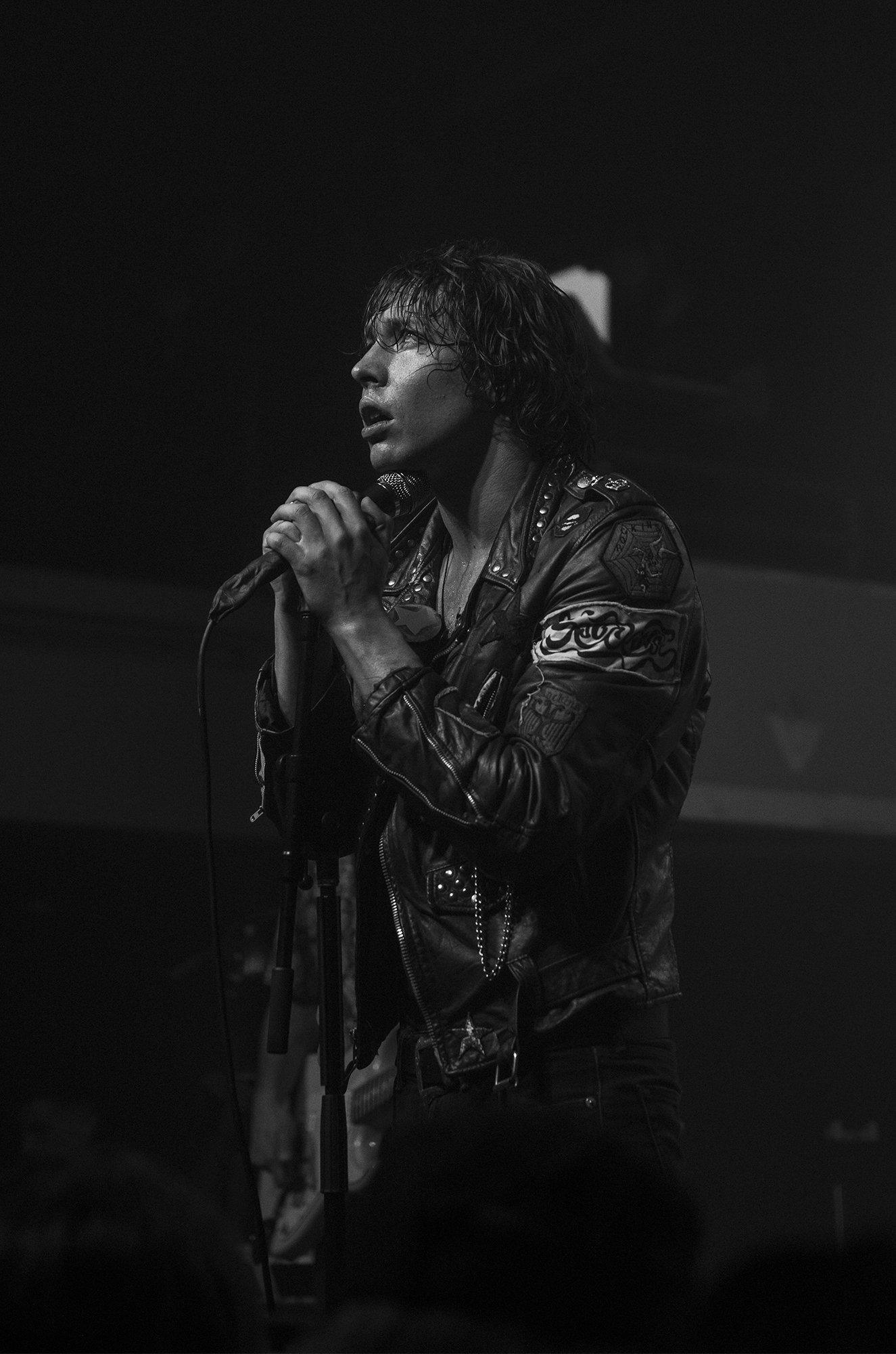 Barns Courtney (by Morgan Winston)