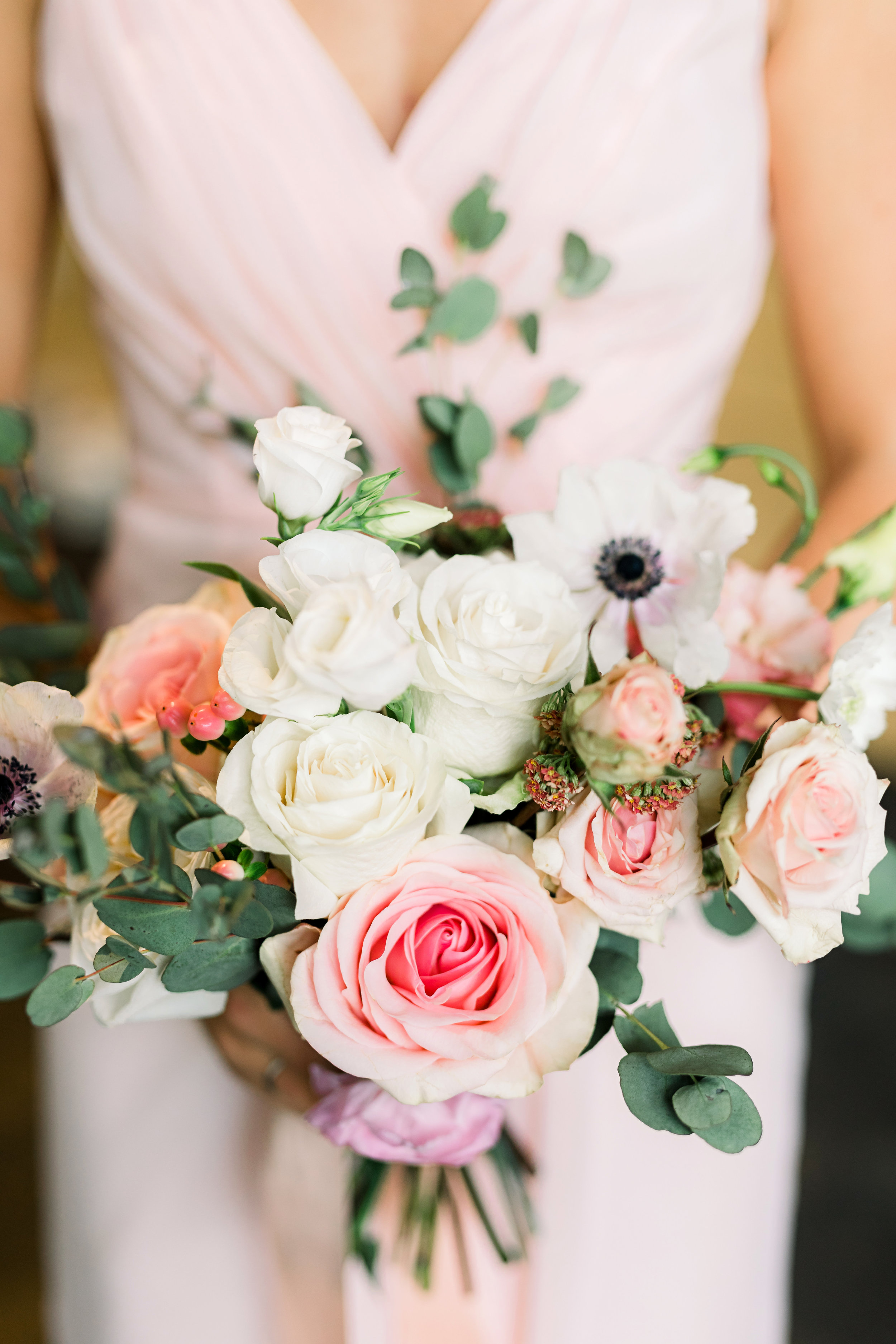 The maid of honor bouquet!