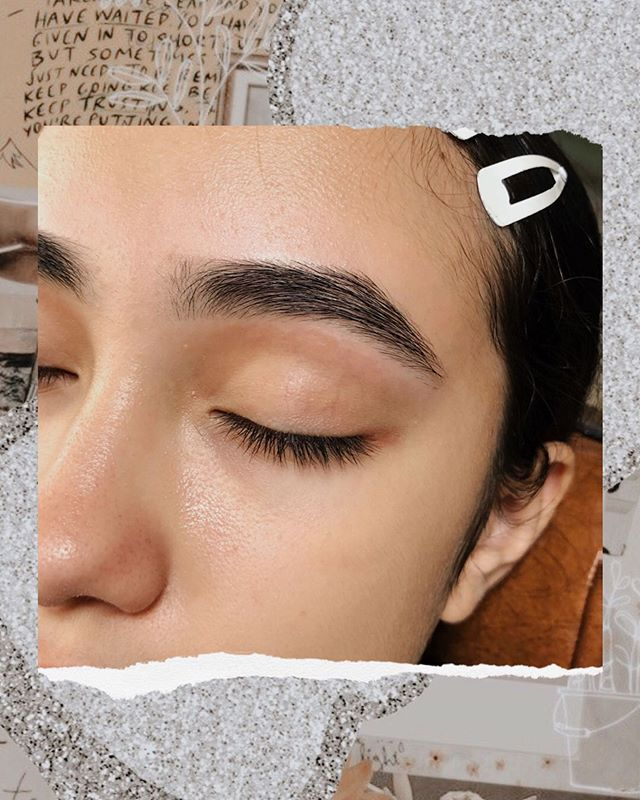 """Ever since we started offering the 'Clean Teen', I've had the pleasure of meeting all your youngsters and my goodness their brows are SATISFYING— my goal for this generation is that they never have to say """"I used to have eyebrows like Brooke Shields."""" 🤪 not like they even know who that is but you get what I'm sayin'! Our schedule goes 60 days out so be a good mama and book their back-to-school brows for just $20   MEGA   make eyebrows great again 〰️ #mega #browsbytaragiorgio #bbtg #eyebrows #brows #browshaping  #waxing"""