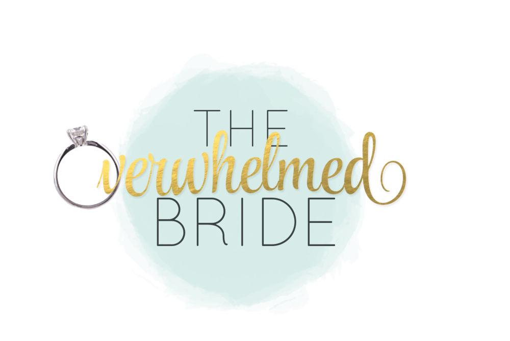 Click here to see their feature on Overwhelmed Bride!