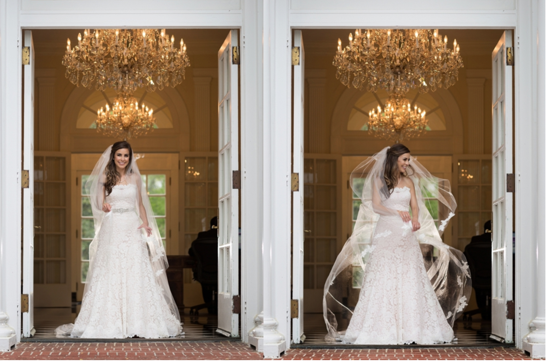 Duke Mansion in Charlotte, NCBLOG POSTBridal Portraits by Elly @ The Duke Mansion -