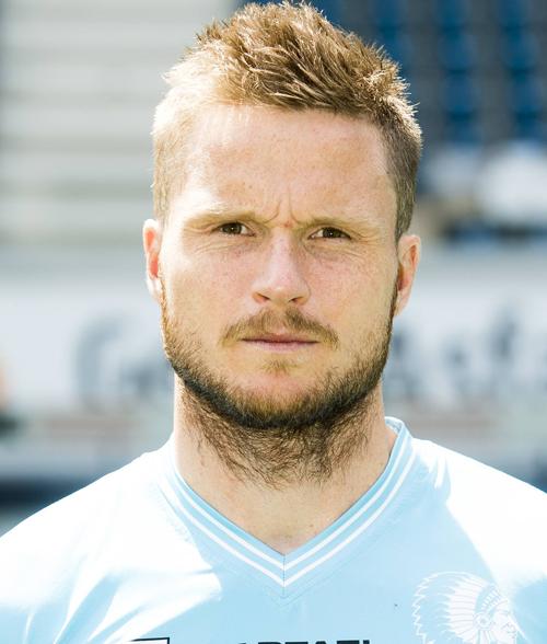 Lasse Nielsen    Central Defender  Malmö FF