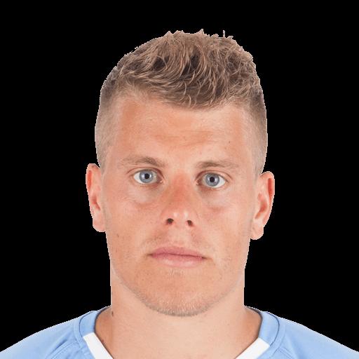 Daniel Christensen    Left Back  Vendsyssel FF