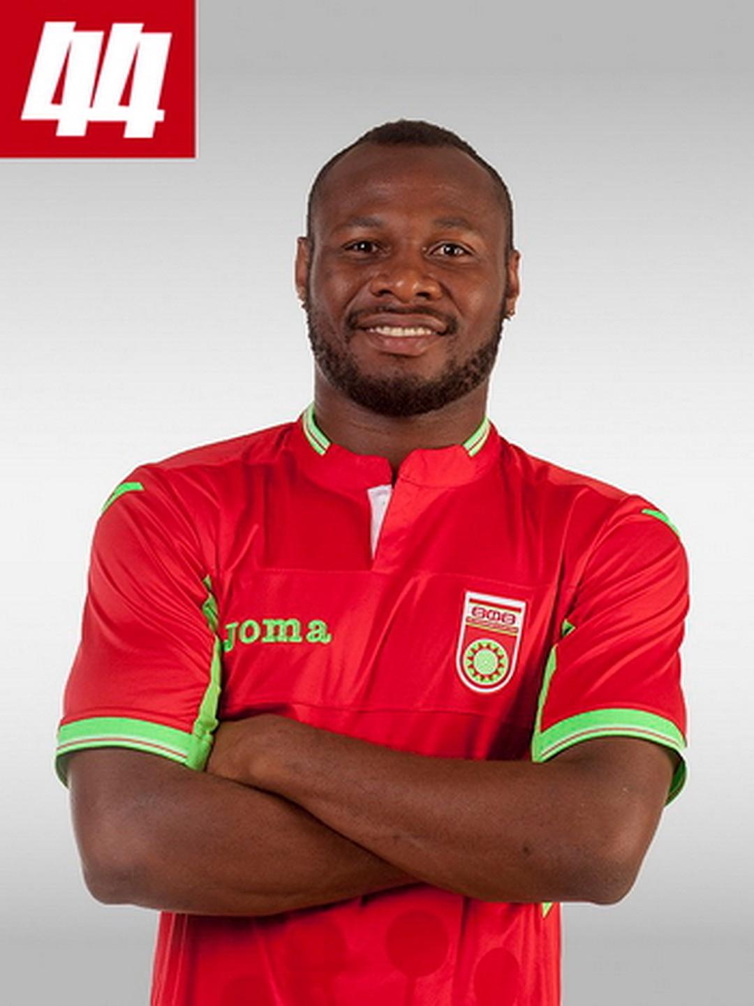 Sylvester Igboun    Winger  FK Ufa