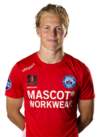 Oliver Haurits    Striker  Silkeborg IF  2000