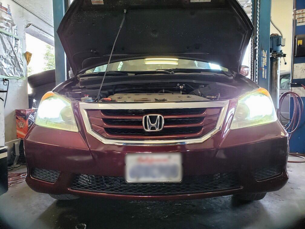 Signature Series V2 - 2010 Honda Odyssey