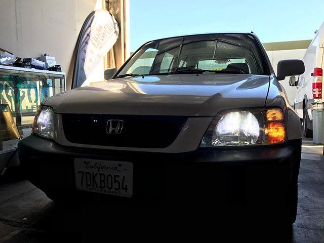 SSV2 - Honda CRV - Dual Beam
