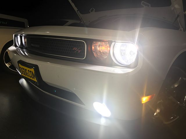 Dodge Challenger - NeoPhyte Series - Low Beams + Fog Lights