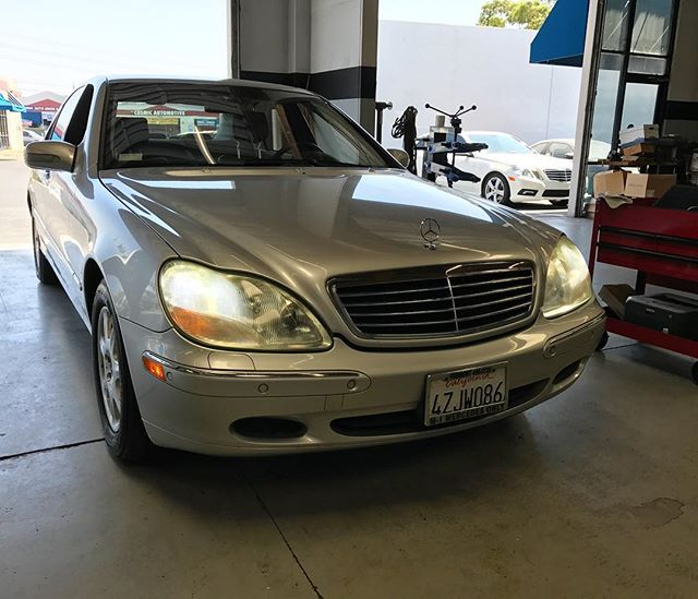 Mercedes S-Class - Pro Series Plus - Headlights