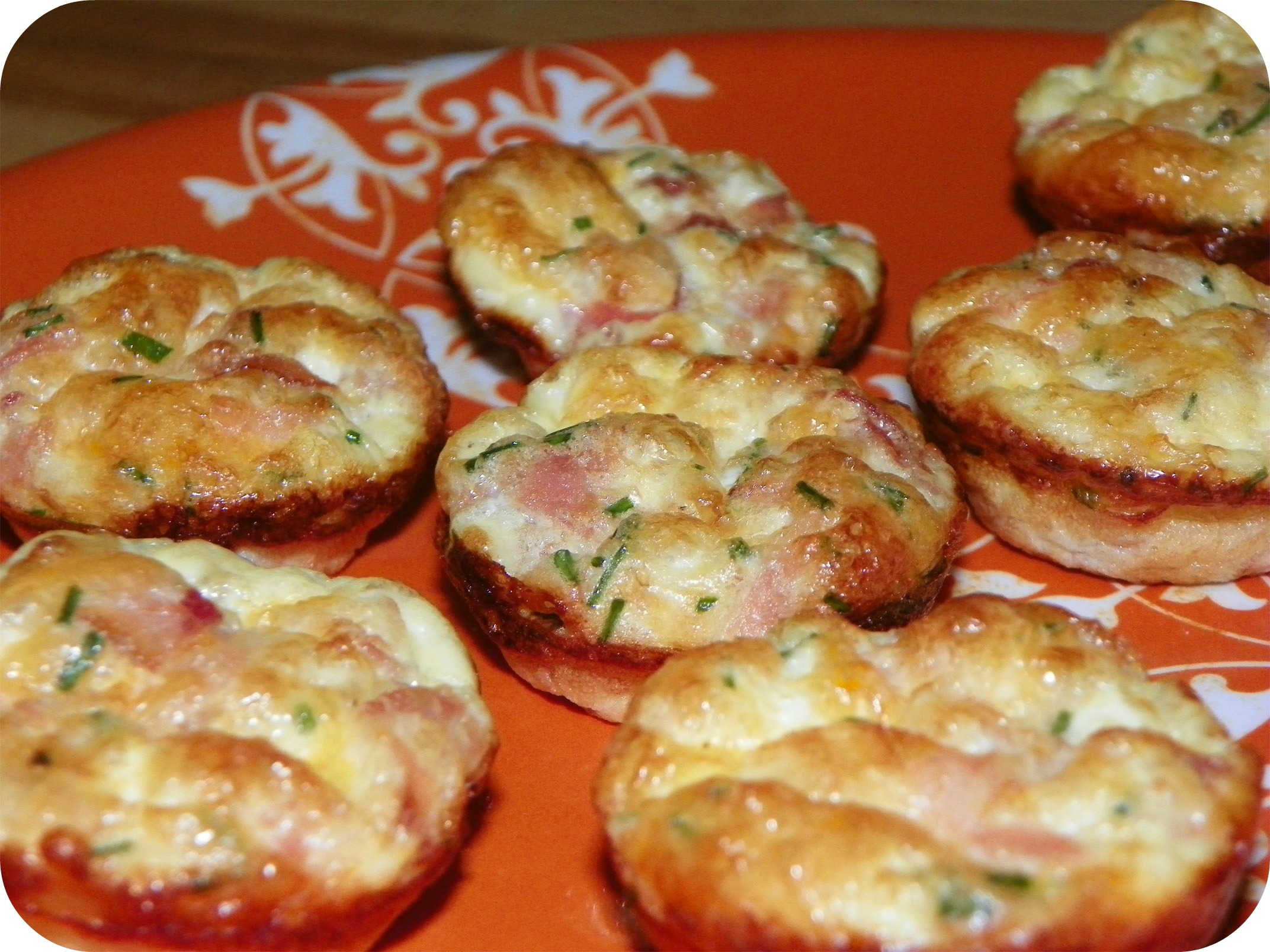 pic 1 for Mini Egg Frittata Breakfast Recipe.jpg