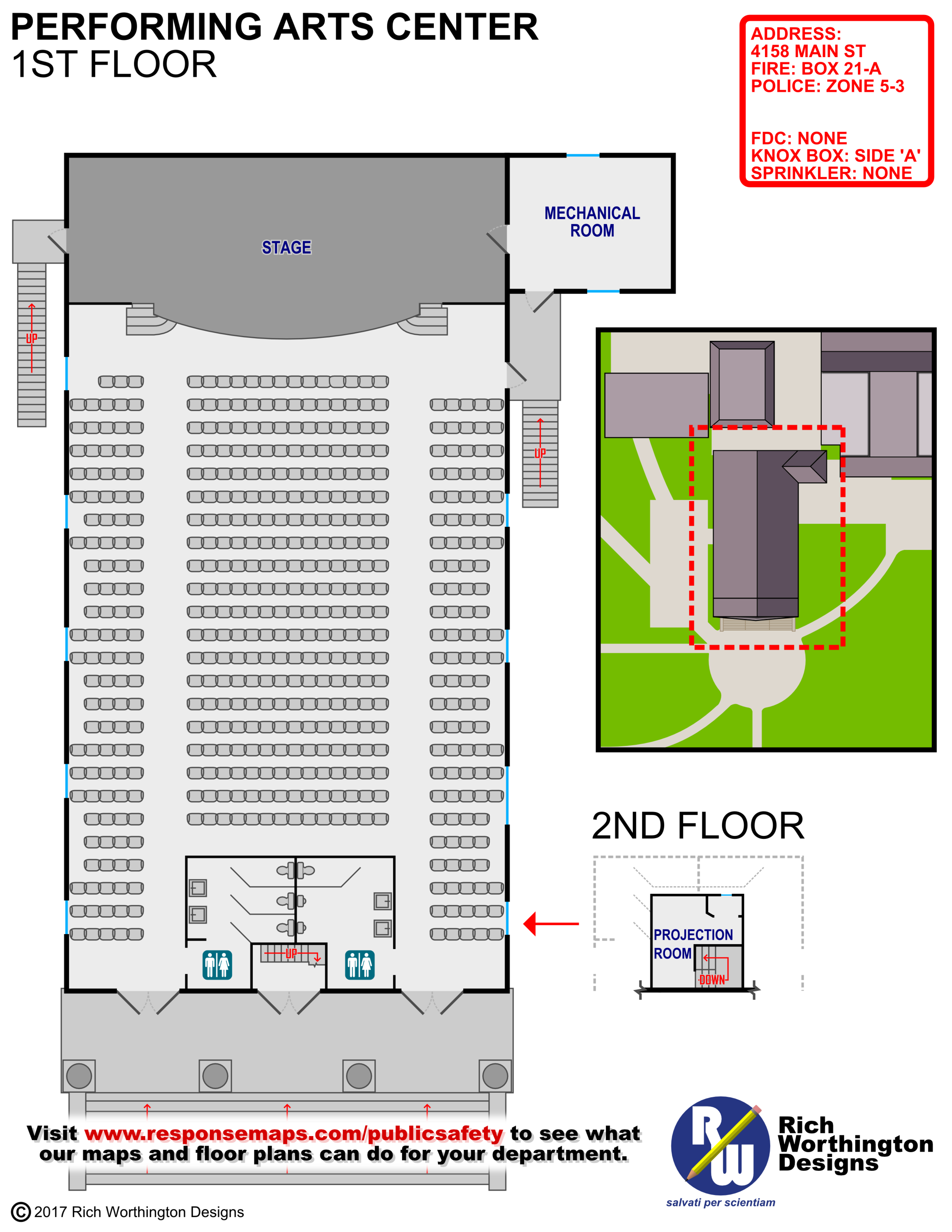 Performing Arts Center, 1st Floor.png