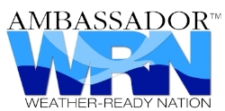 Rich Worthington Designs LLC is proud to be a  NOAA Weather-Ready Nation  Ambassador™