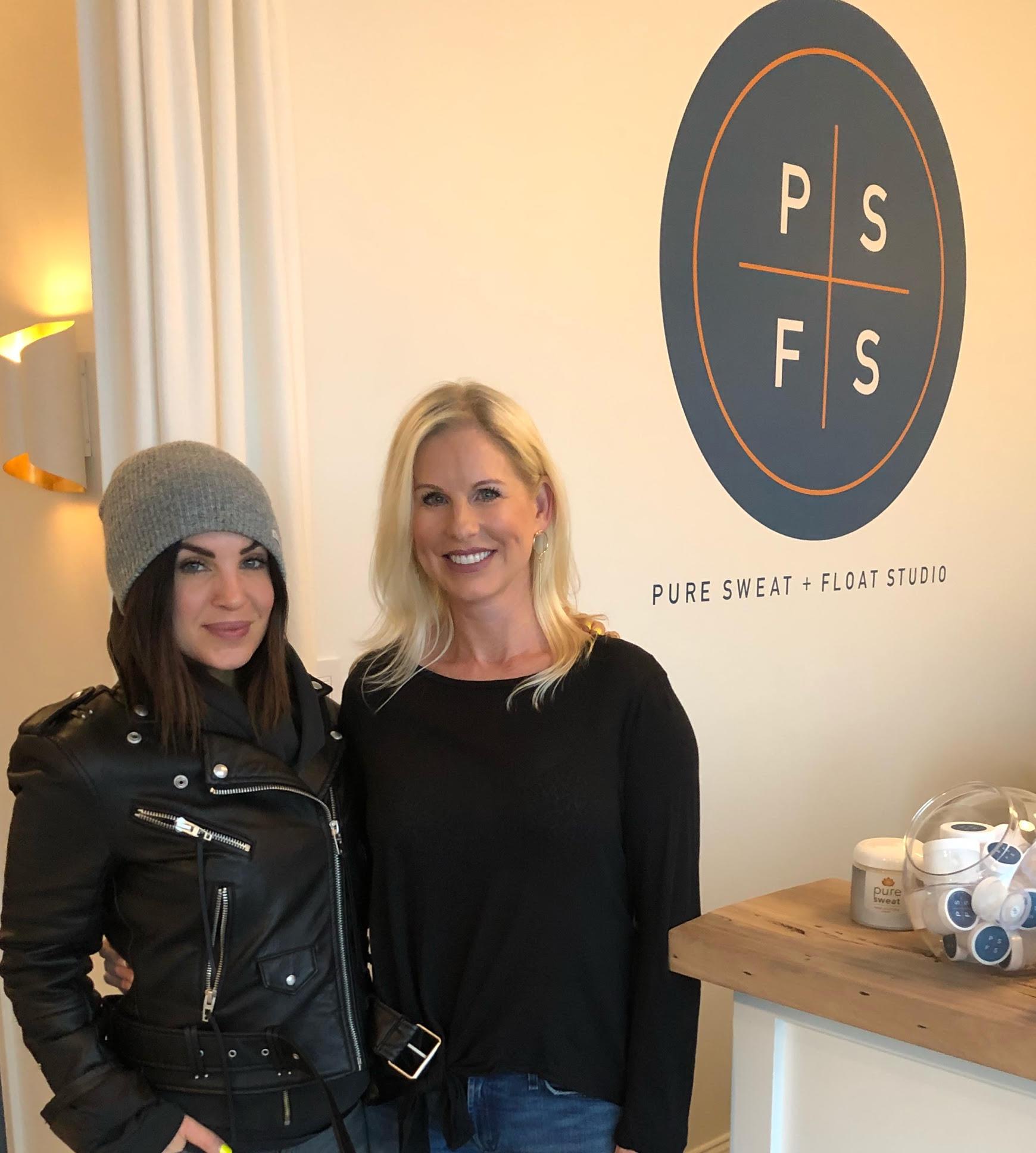 Thyroid Health Advocate Erin Mullins Sanderson + Meredith Lile, Cool Springs