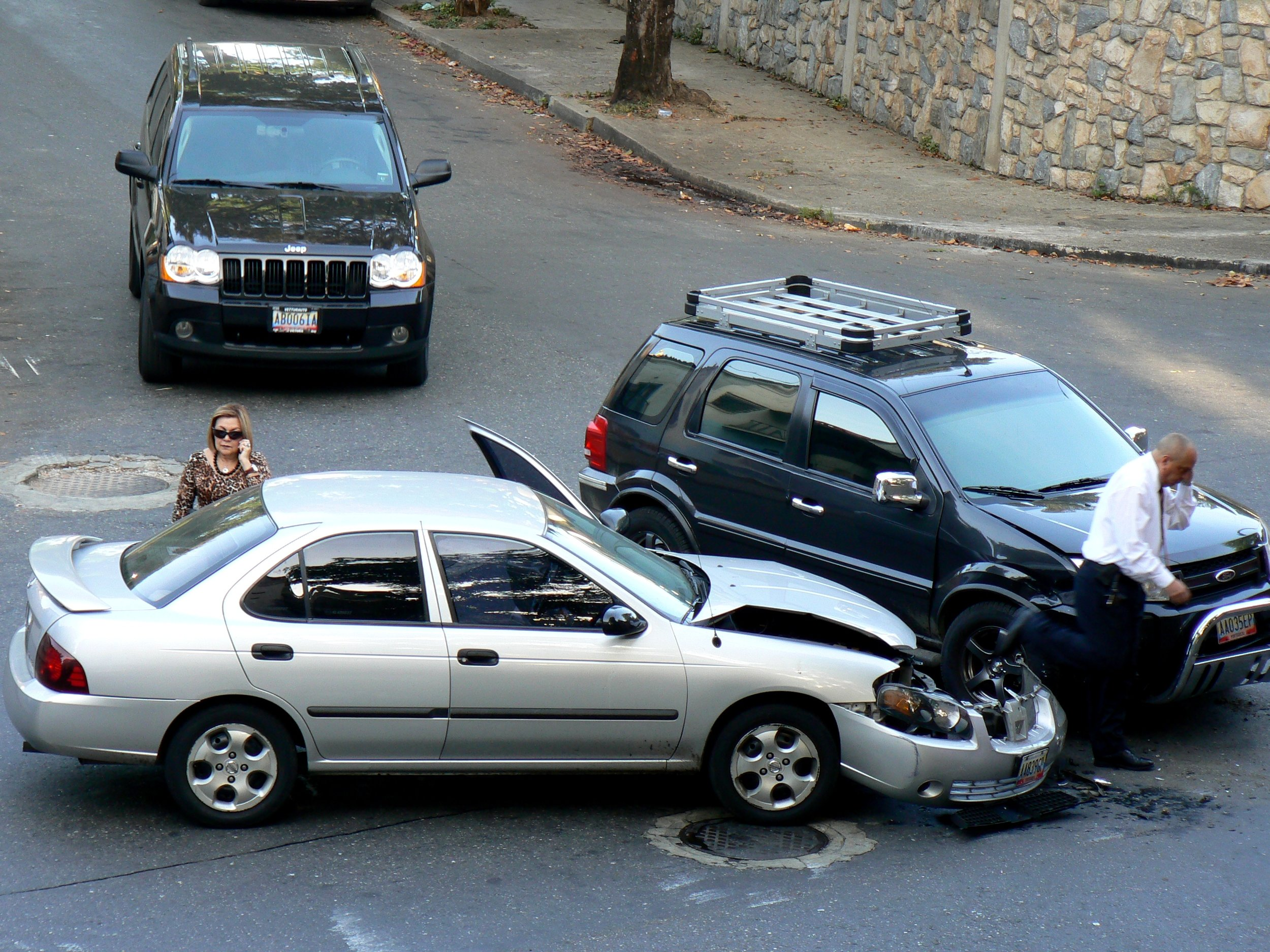 car accident person needing a personal injury car accident or wrongful death attorney
