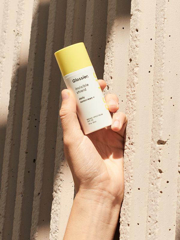 Glossier Invisible Shield SPF 35 Sunscreen