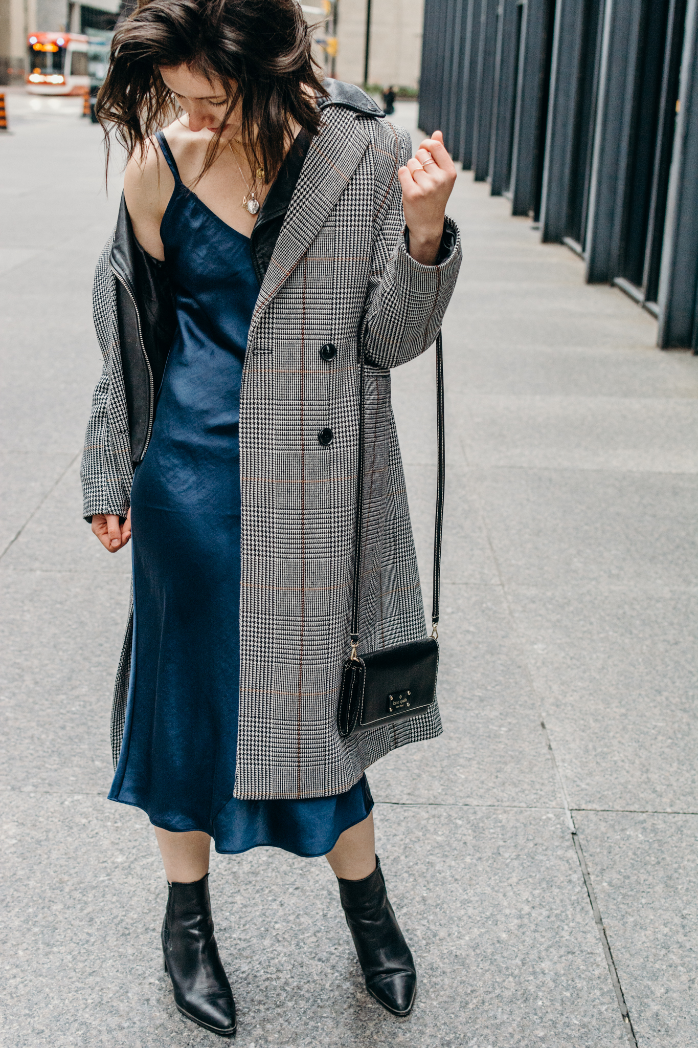 aritzia christine dress style apotheca slip dress fashion blogger style blogger zara booties