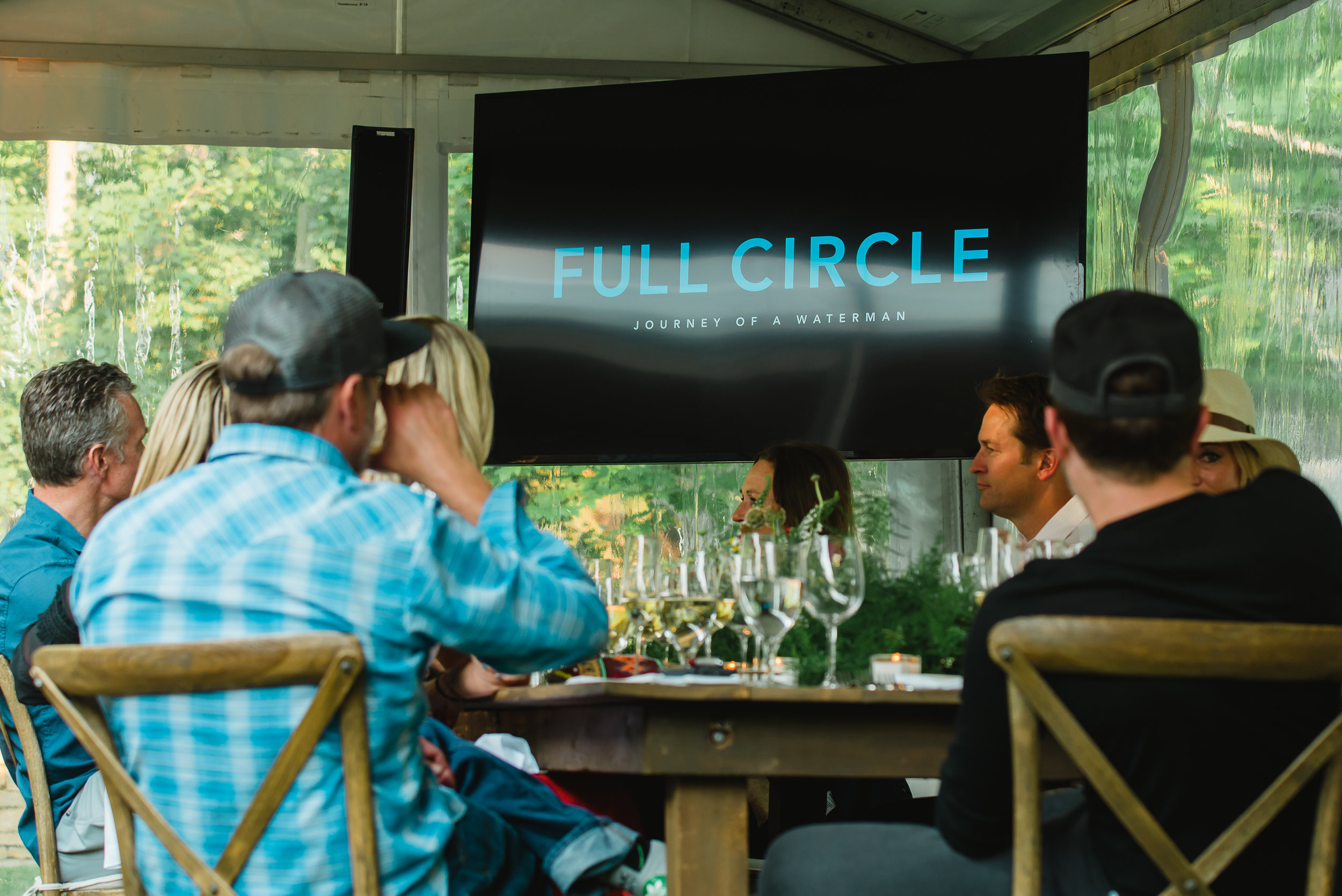 Full Circle - Journey of a Waterman Short Film Documentary by Eric Wolfinger