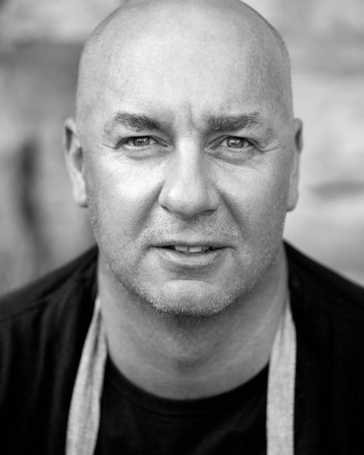 Chef Charles Webb