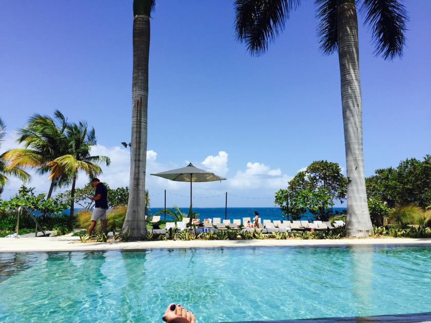 Puerto Rico Vieques Island W Hotel Pool