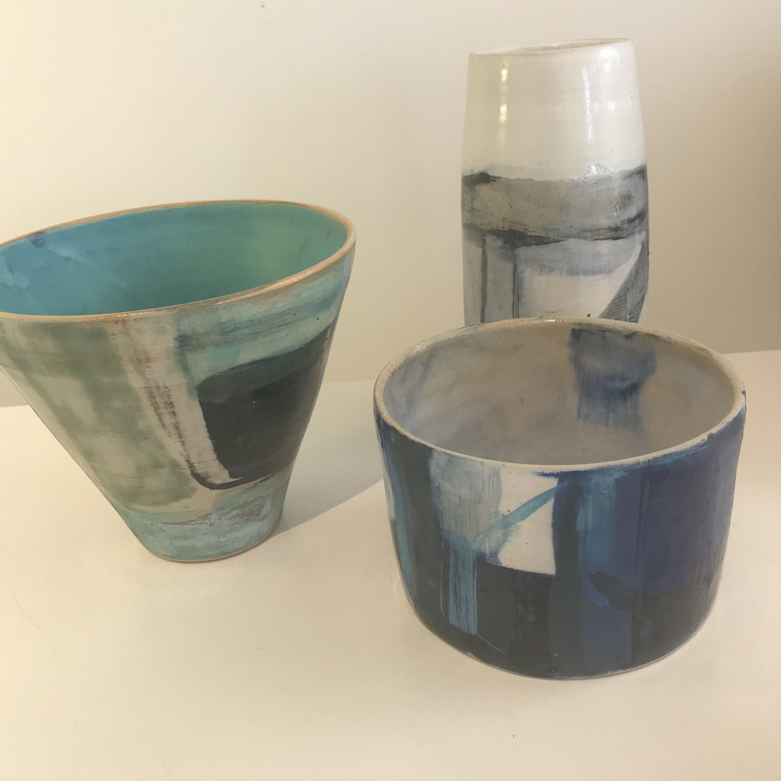 Vessels, small $220, Large $250