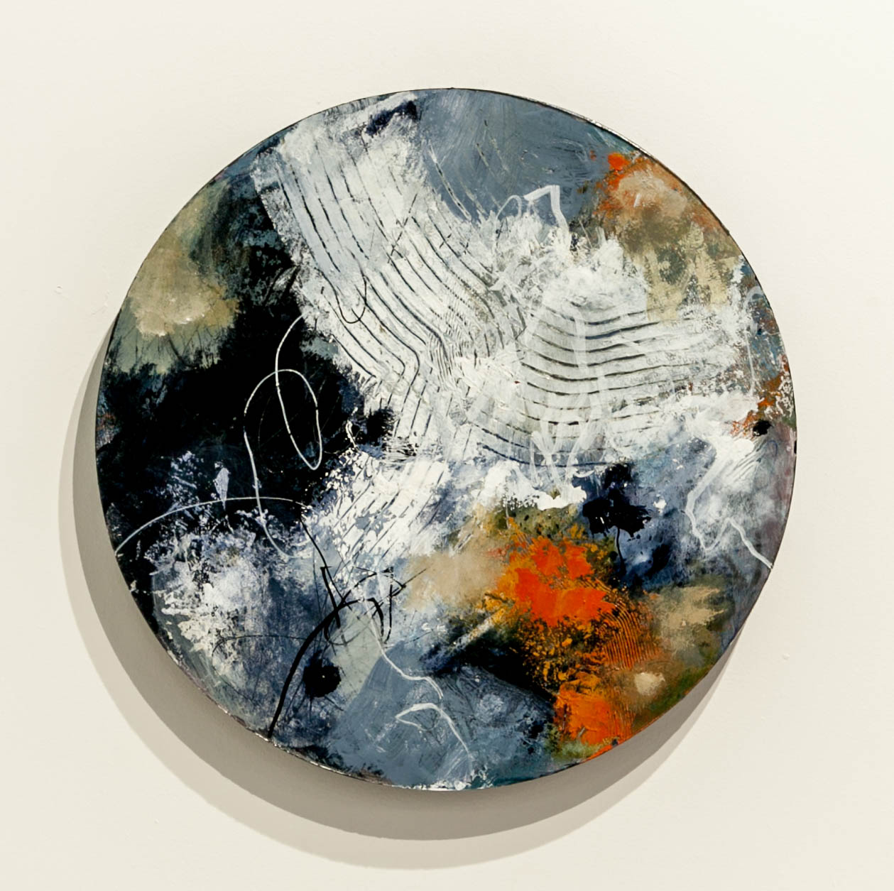 30. $400/$1,100 for set, Talulah Belle Lautrec-Nunes, The Invisible Circle of Indifference III