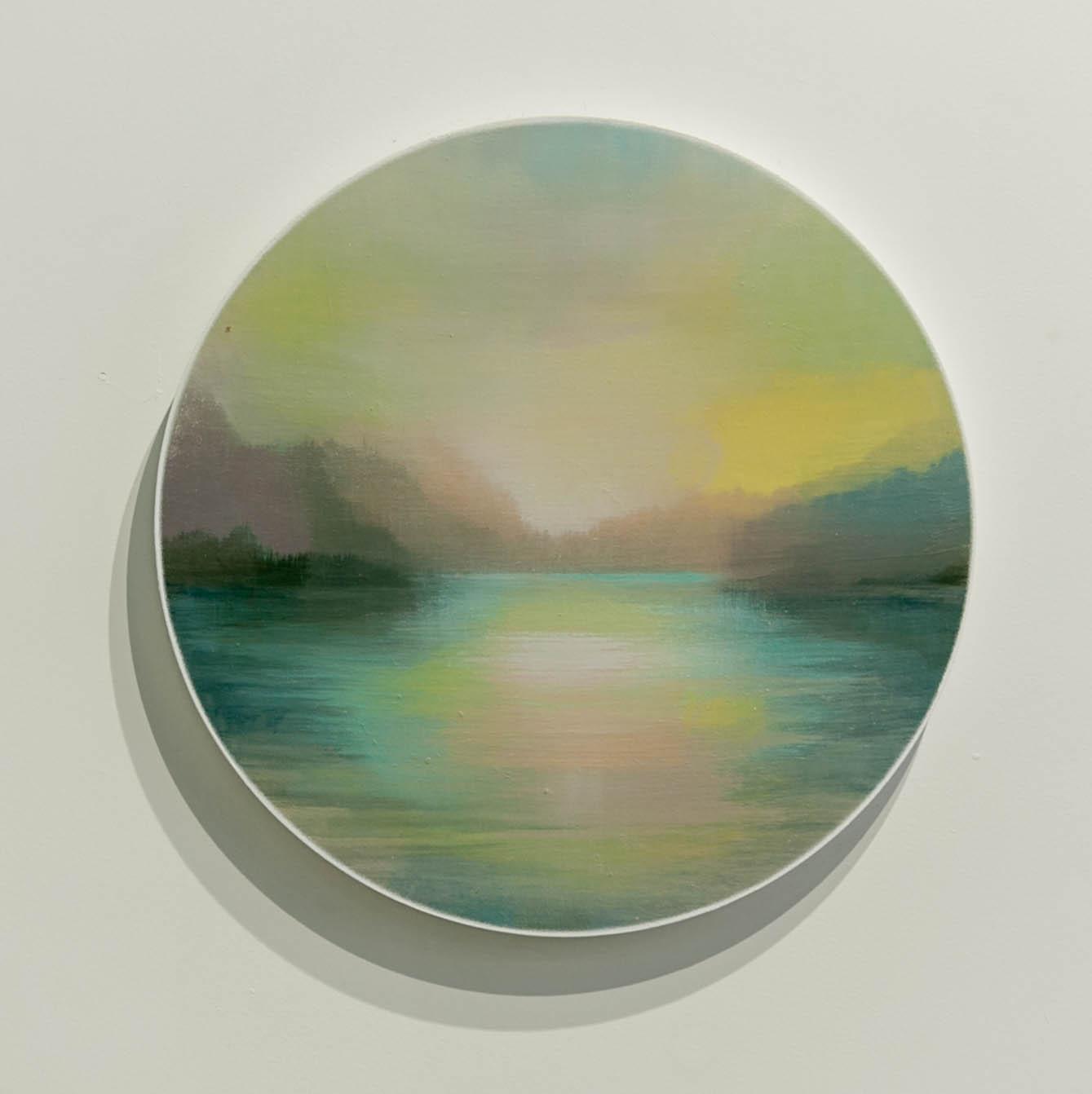 35. $495, Greer Clayton, Lakeside Dreaming II