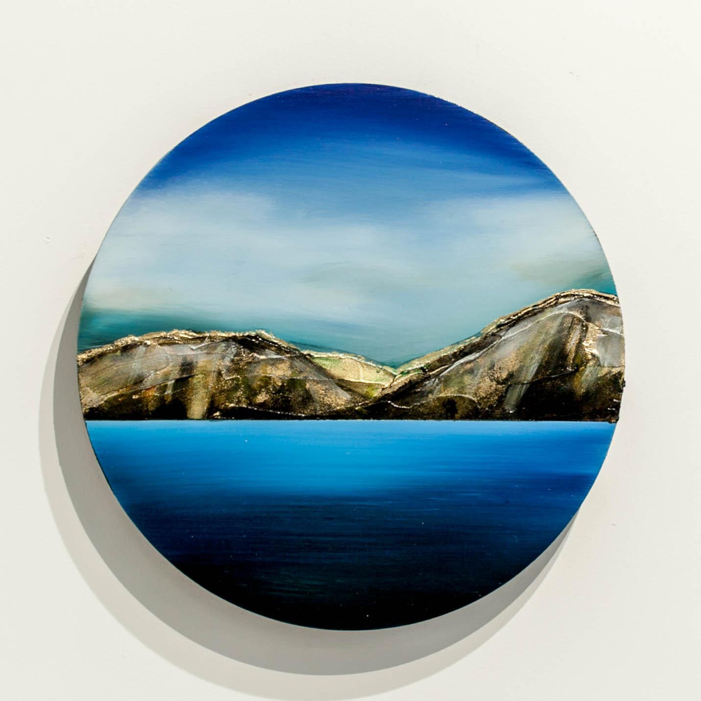 51b. $1200 Triptych, Juliet Best, Rongokako Big Love