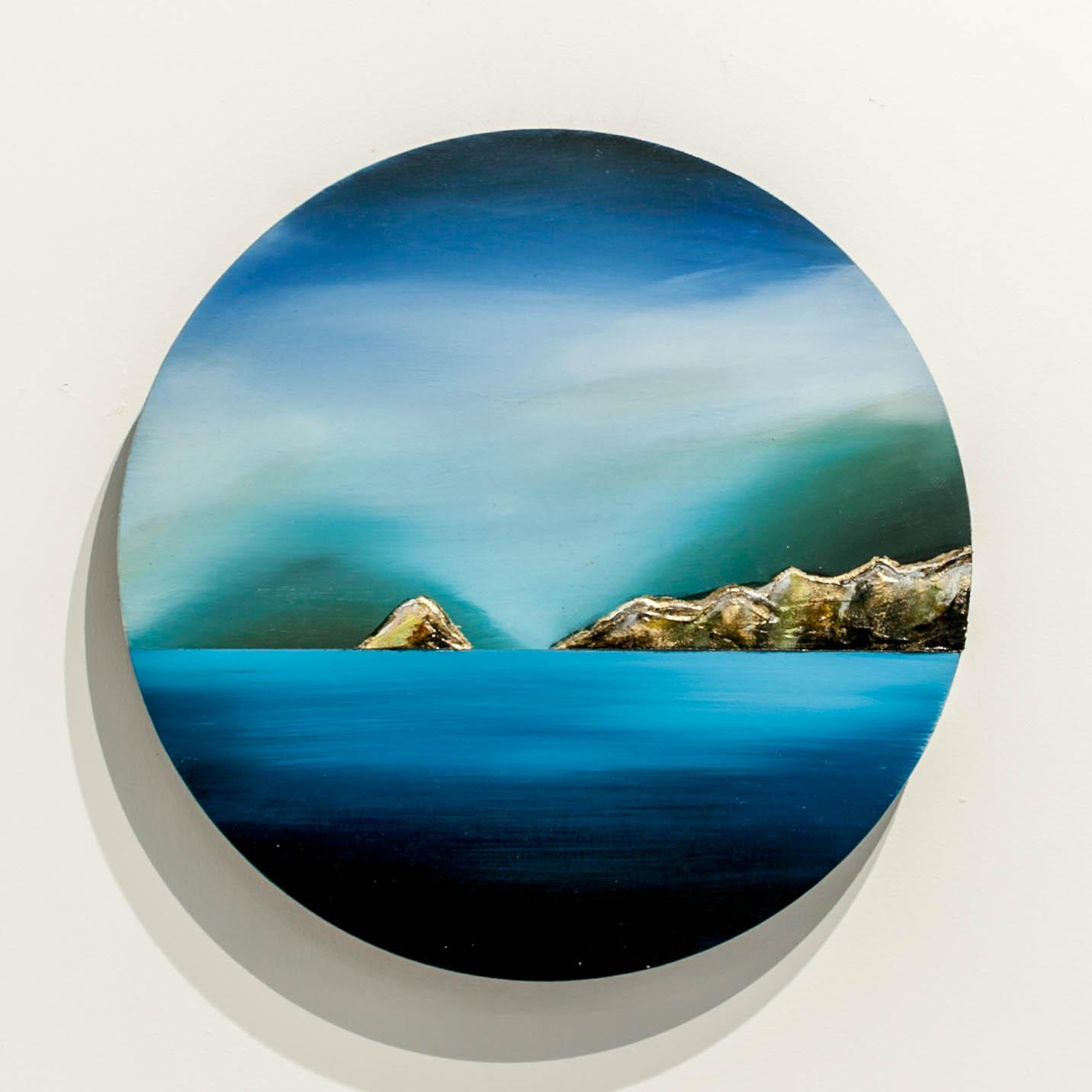 51c. $1200 Triptych, Juliet Best, Rongokako Big Love