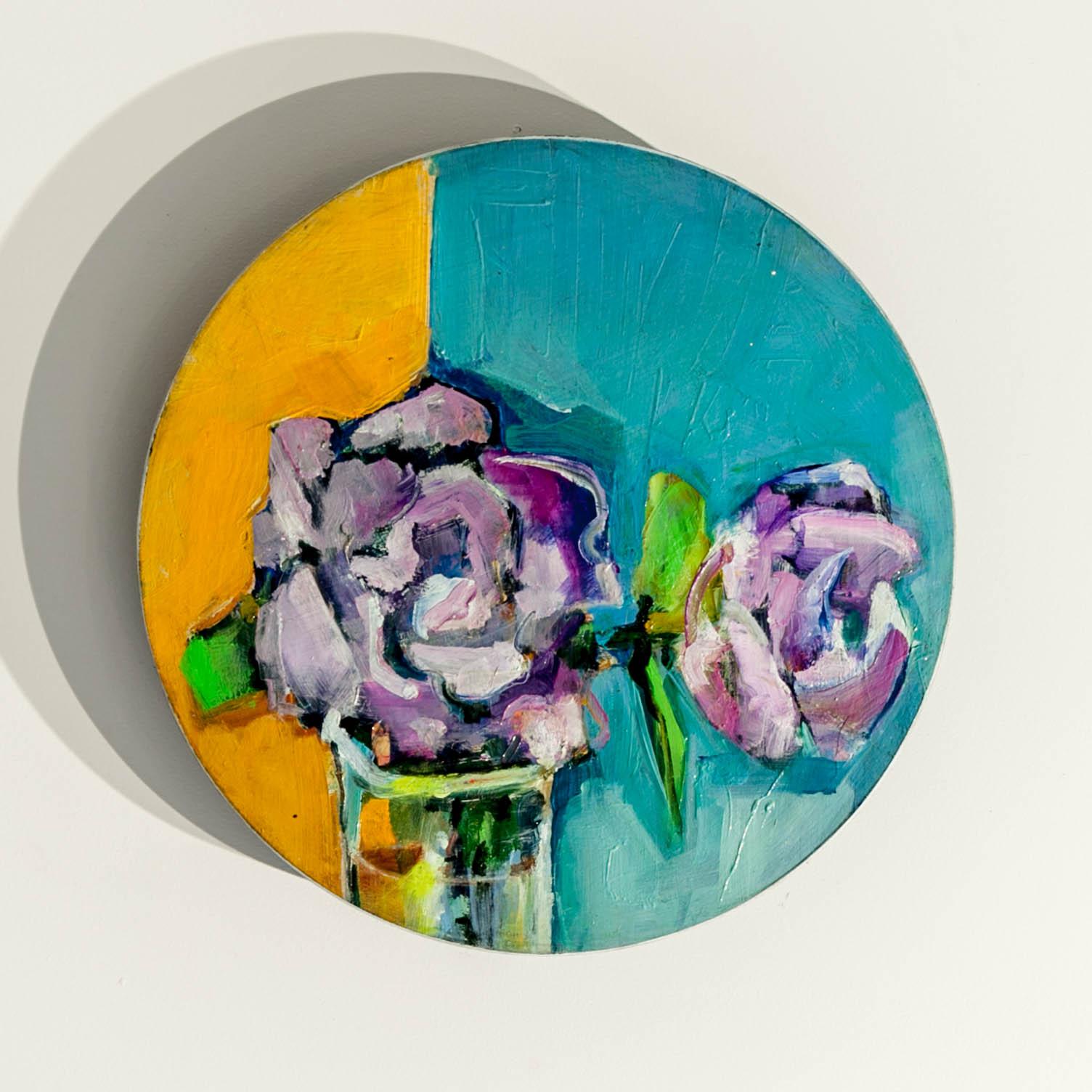 48. $495, John Lancashire, Roses I