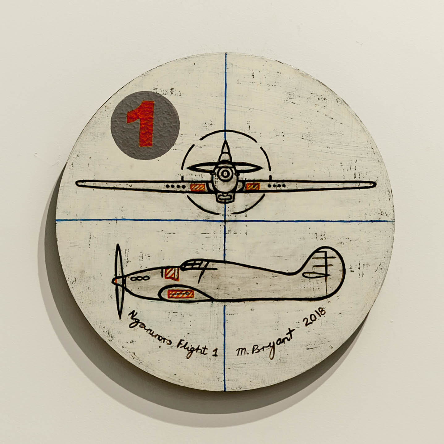 63. SOLD, Michelle Bryant, Ngaruroro Flights I