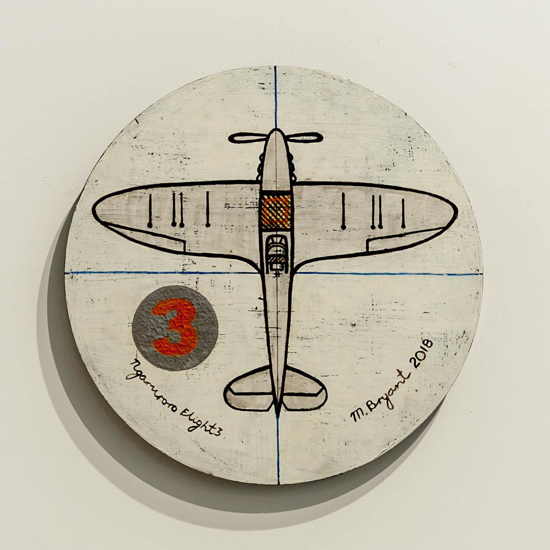 65. SOLD, Michelle Bryant, Ngaruroro Flights III