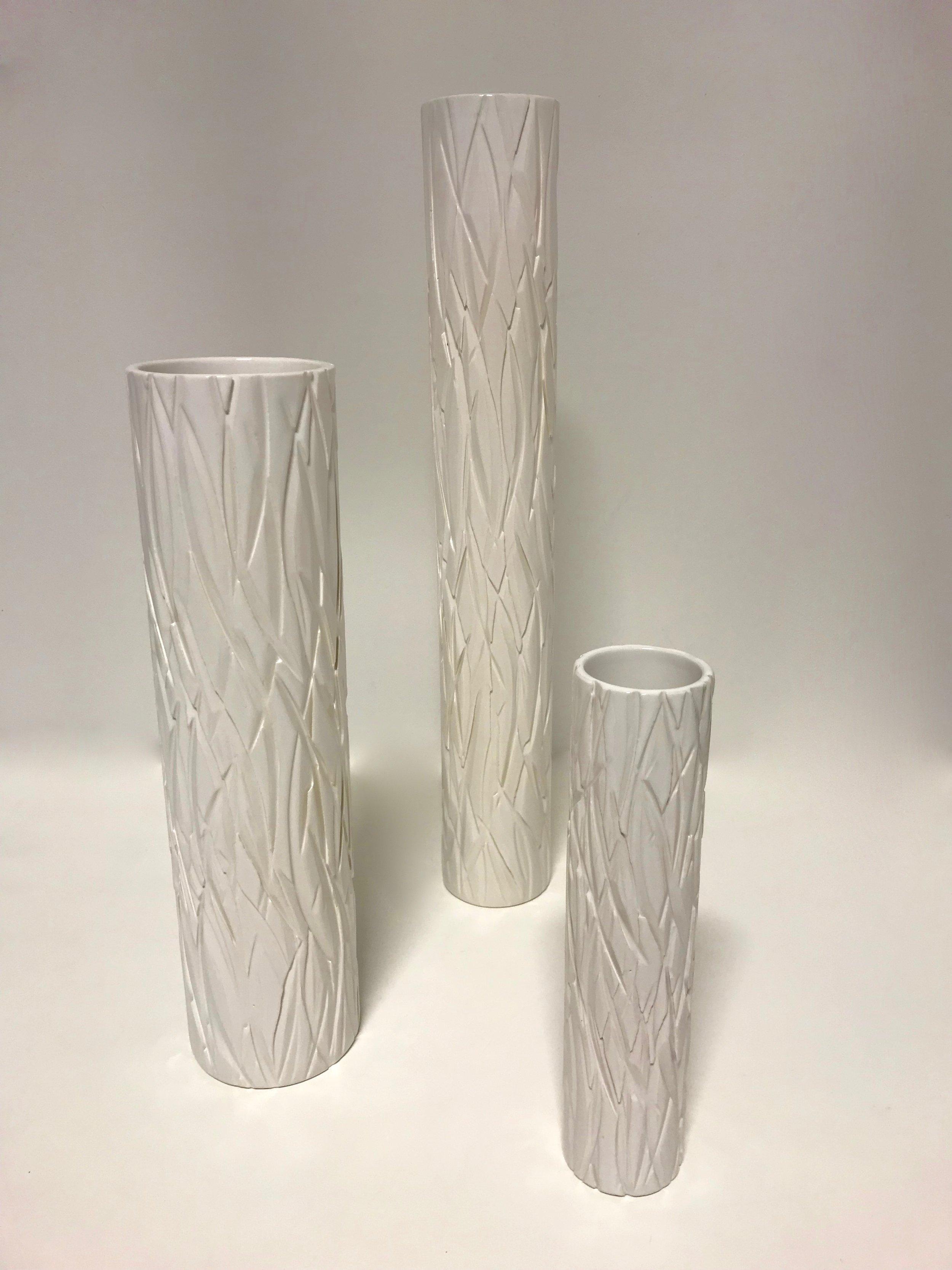 Cut Vases