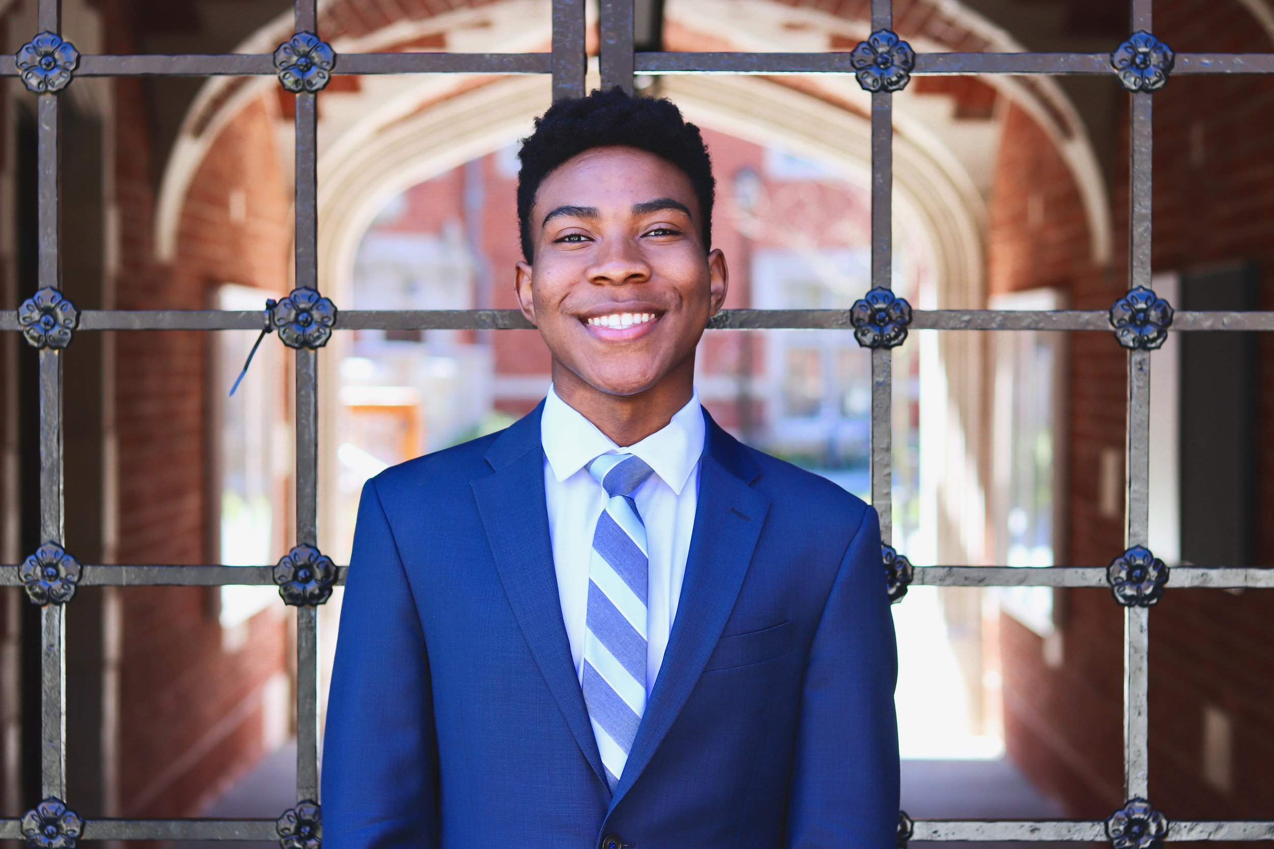 Kahlil Greene (TD' '21) | Yale College Council President 2019-2020