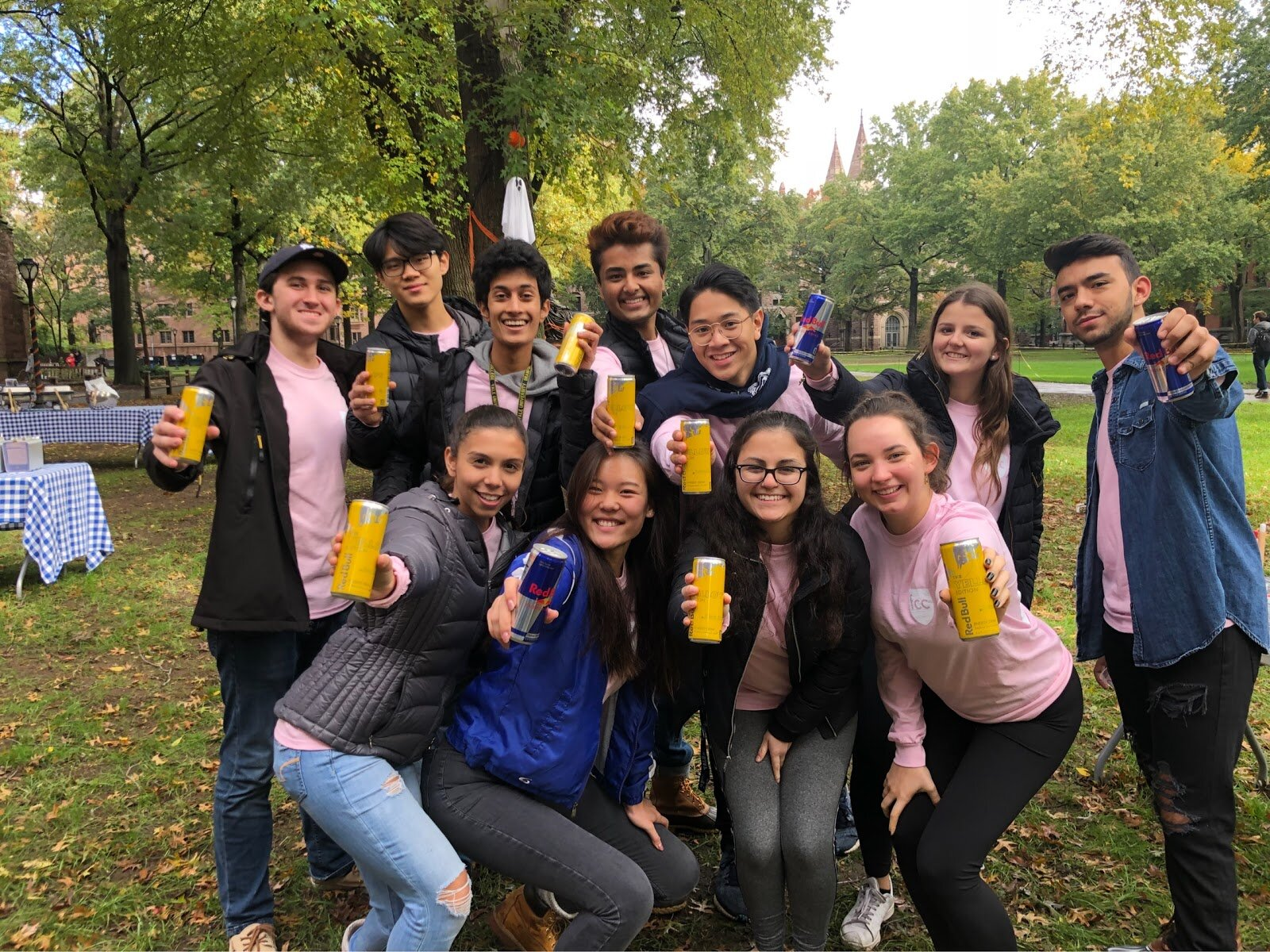 Yale College Council in partnership with Red Bull