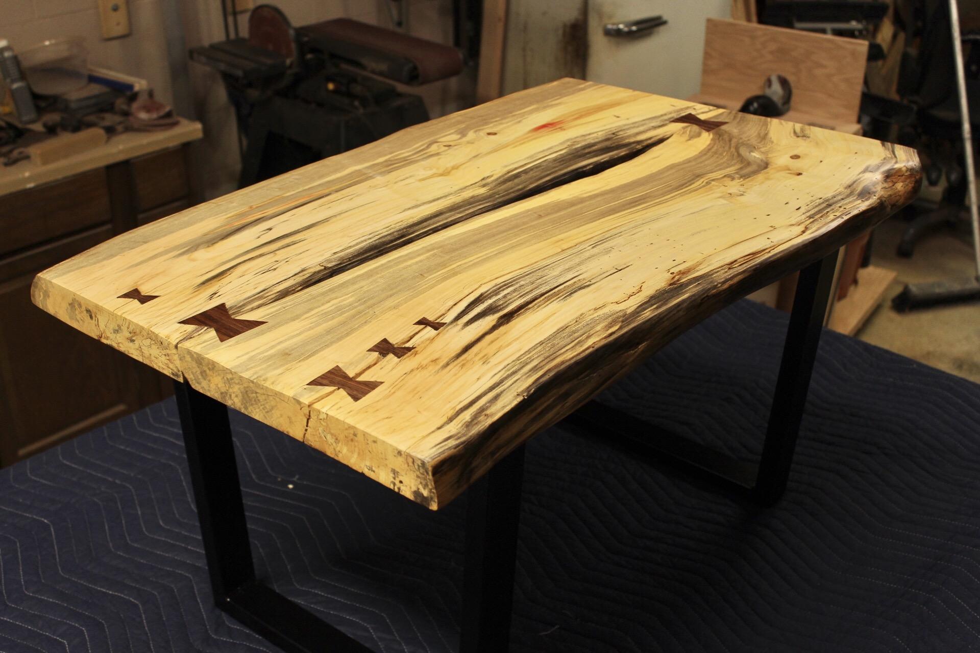 box elder coffee table