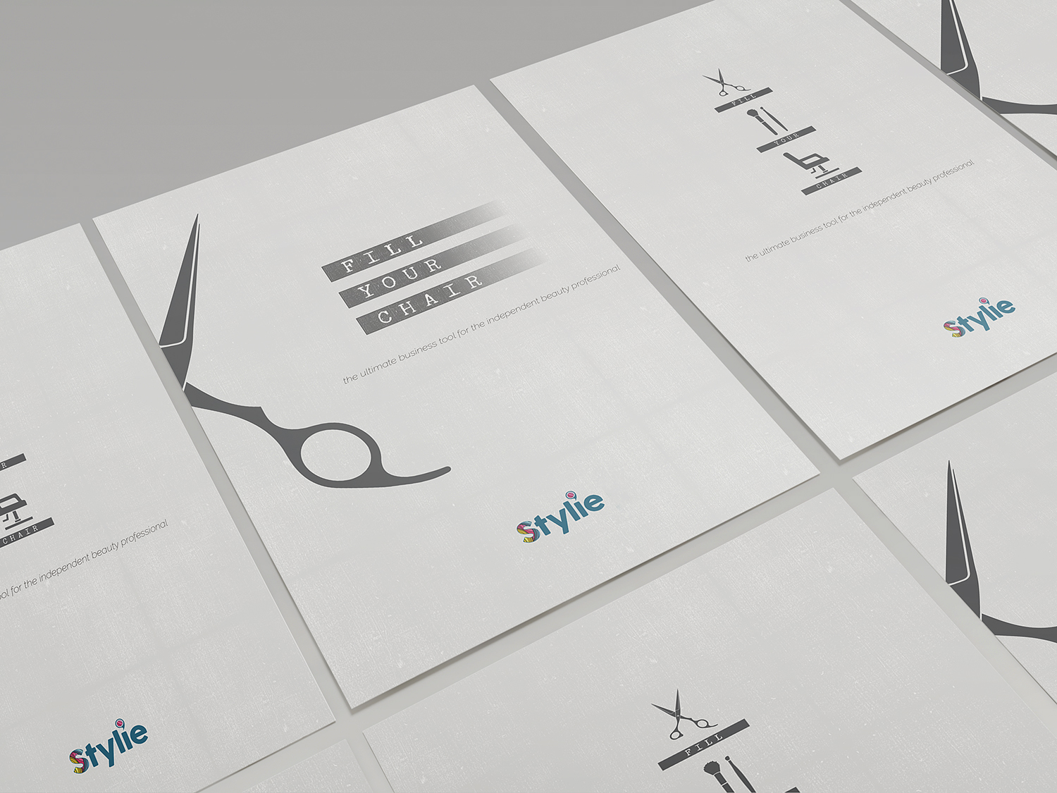 stylie - company MARKETING collateral
