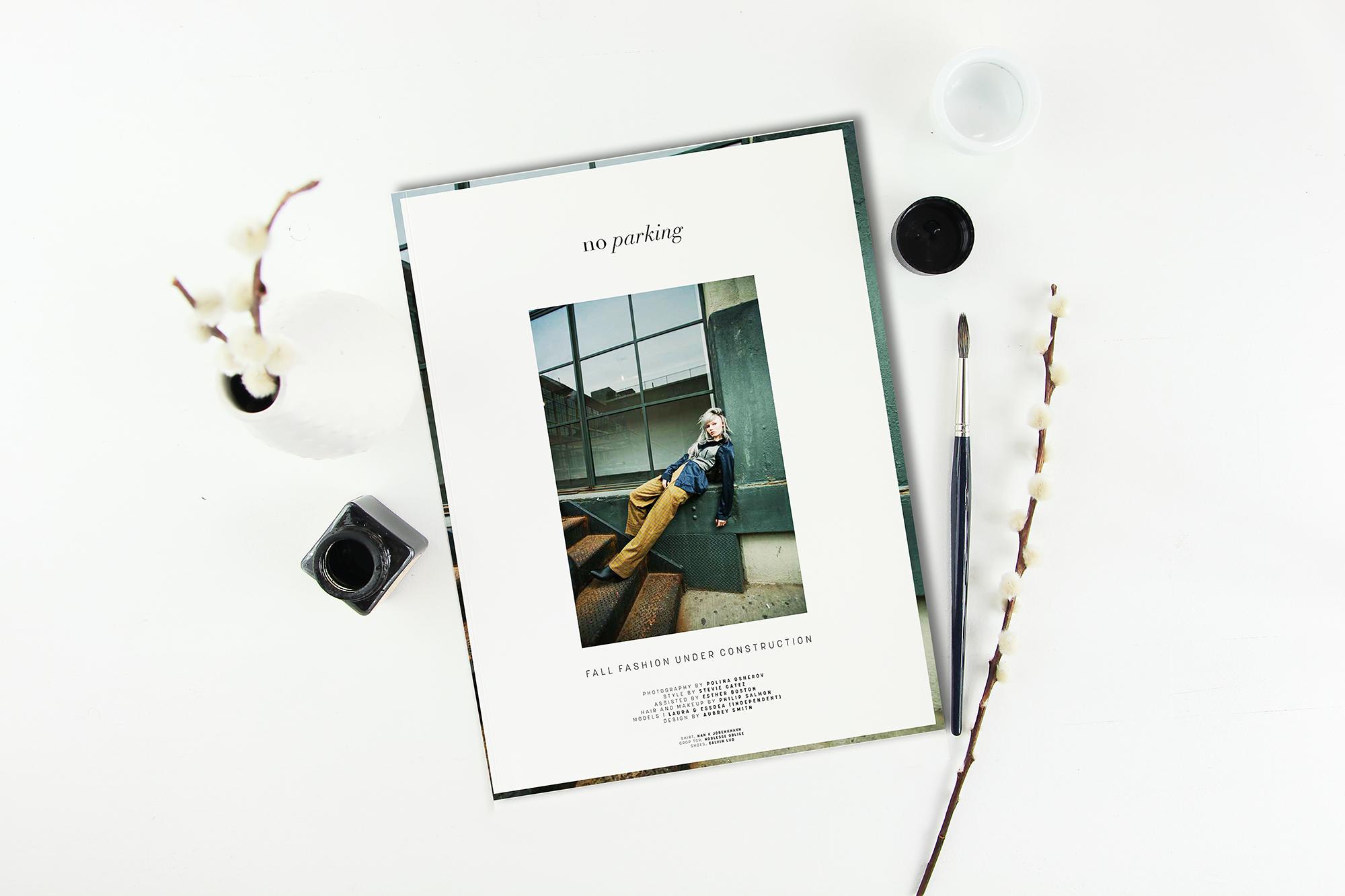 VOLUME twelve: under construction - pattern magazine