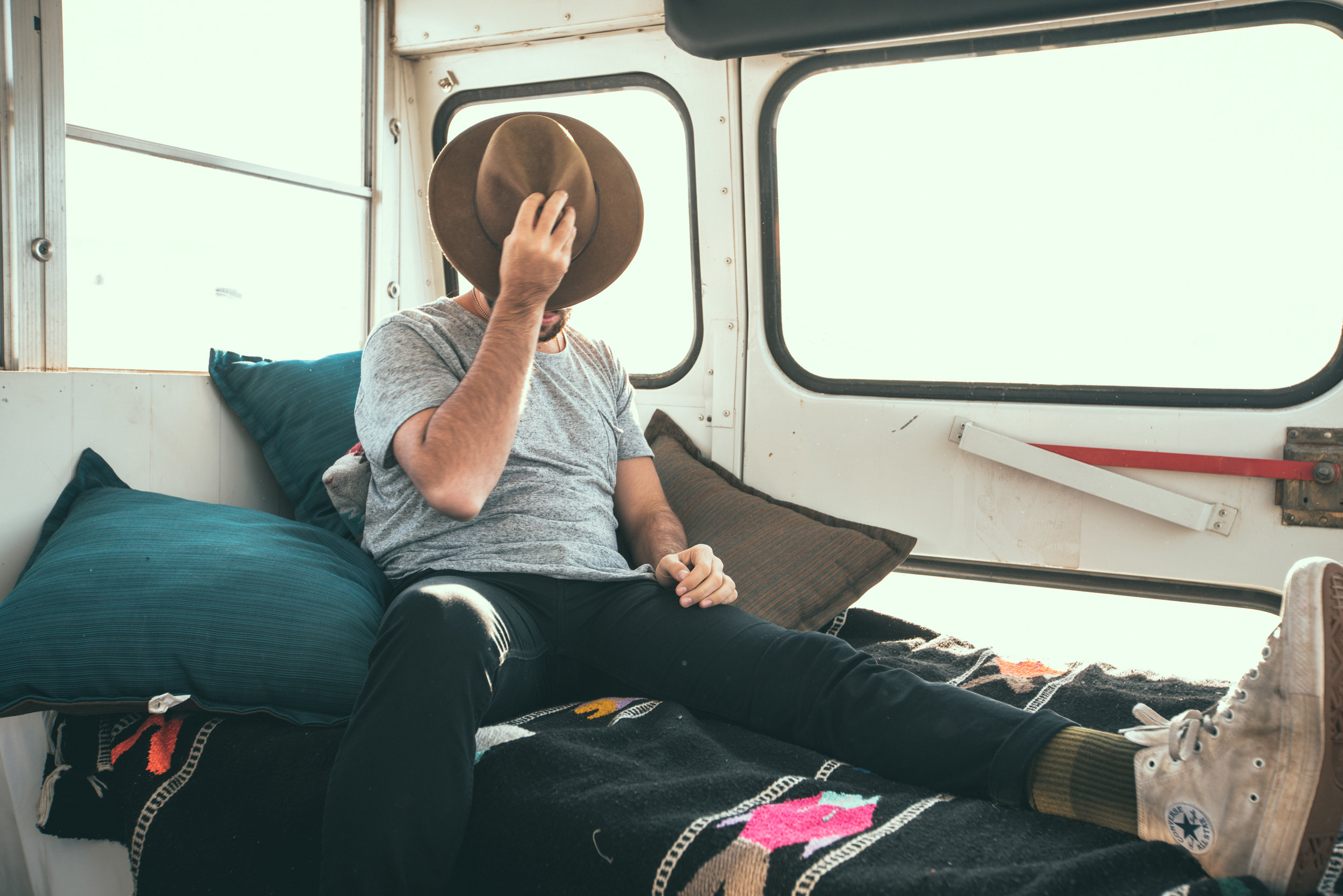Afternoon Nap - Sasquatch The Bus