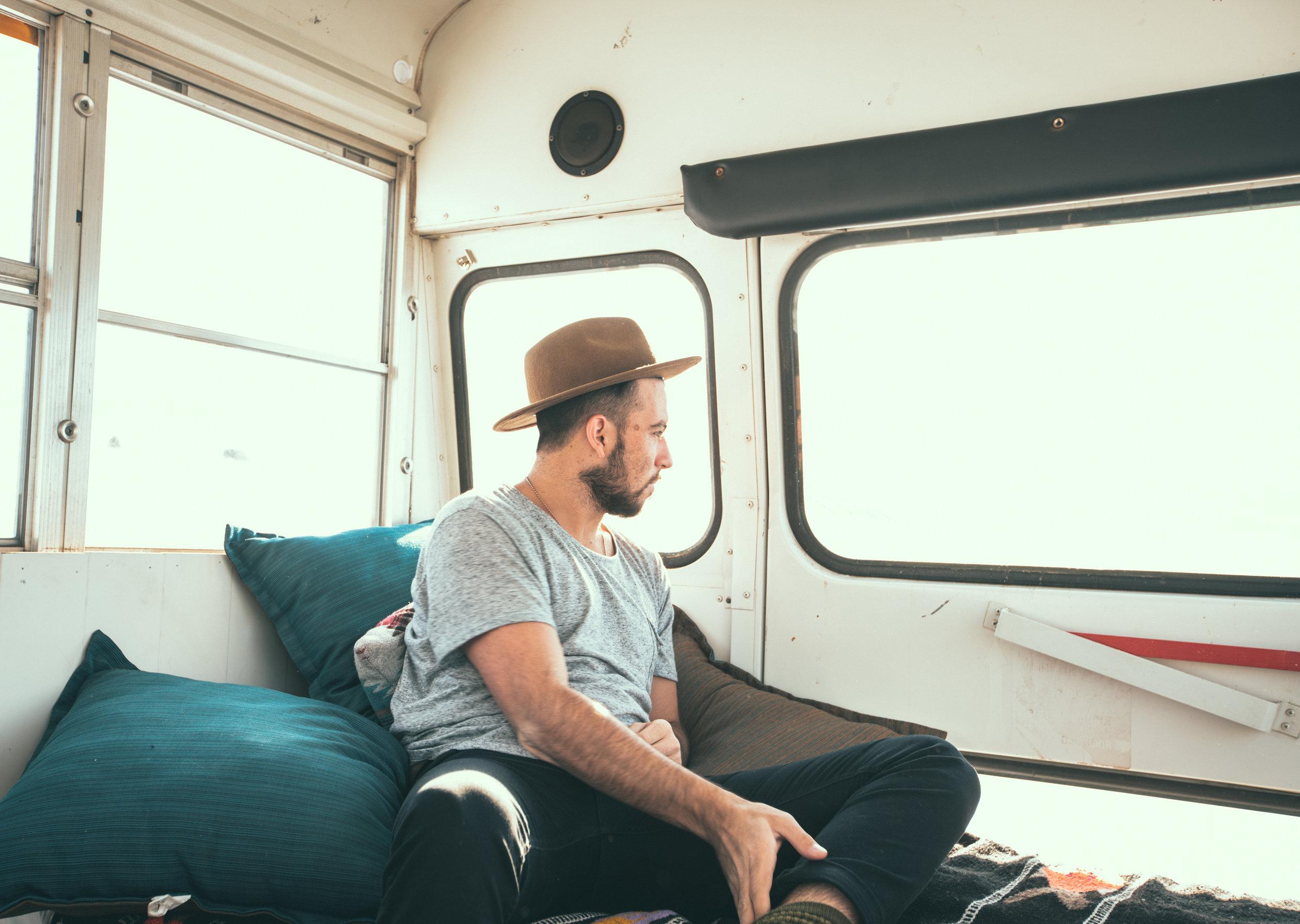 Sasquatch The Bus
