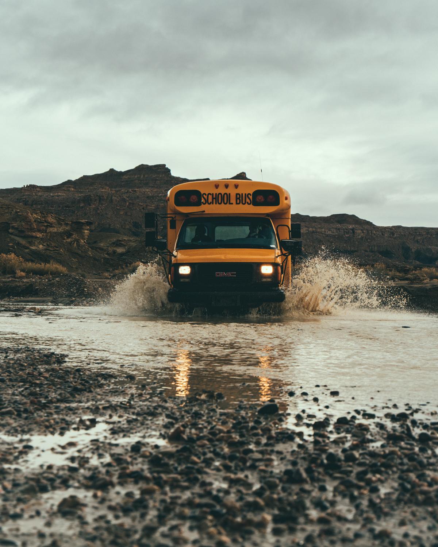school bus adventure-sasquatchthebus