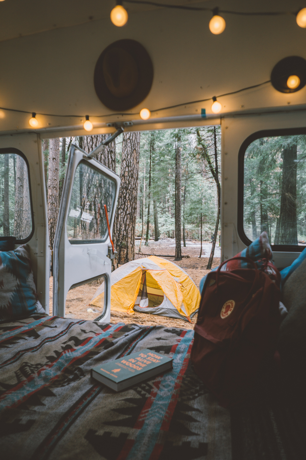 Camp Vibes - Sasquatch The Bus