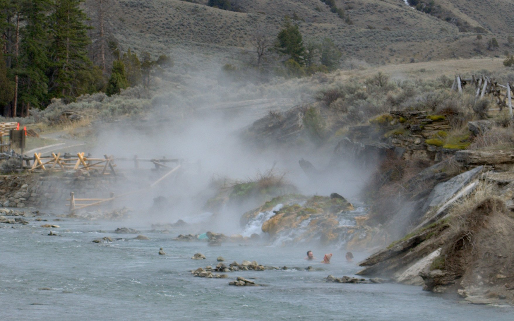 Boiling River - Sasquatch The Bus