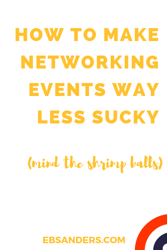Networking Events and how to network