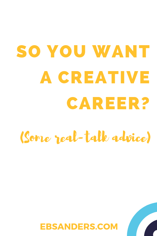 creative career change