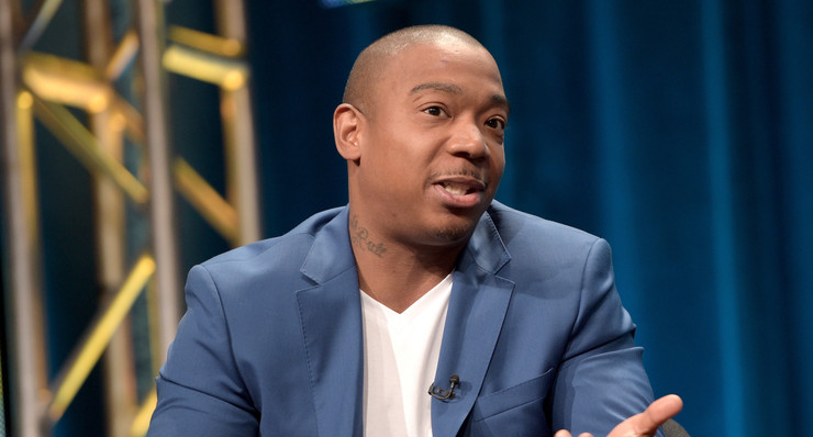 Ja Rule, 90's rapper, and current defendant in the #FyreFestival lawsuit. It's (social media) muuuurda.