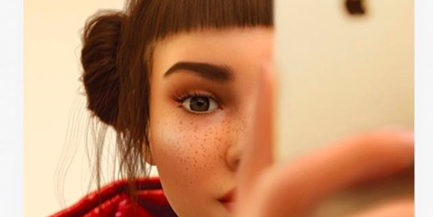 Lil Miquela / Image from  Instagram