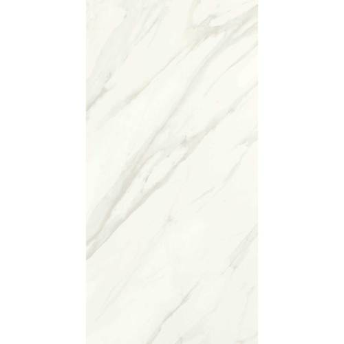 "Over-sized Bathroom Floor and Walls - 12"" x 24"" - Florentine White Carrara"