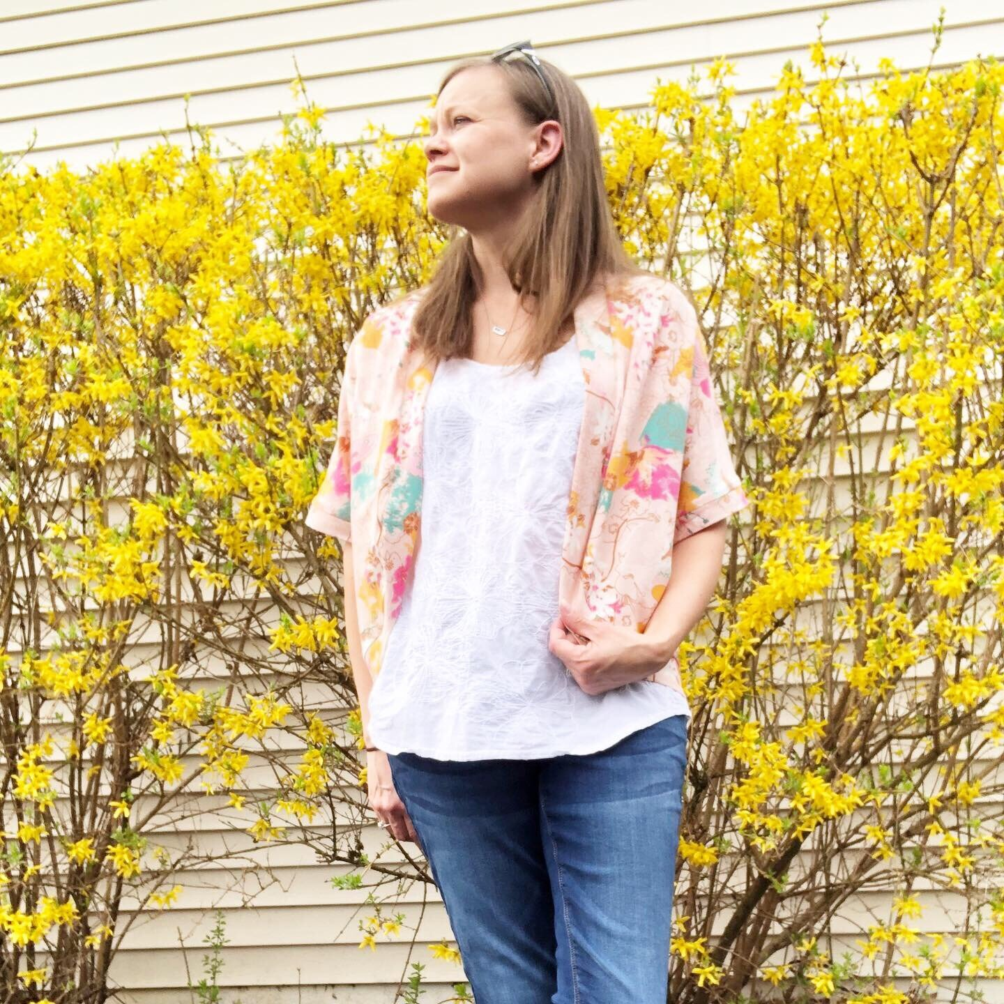 Spring Carrie Cardigan